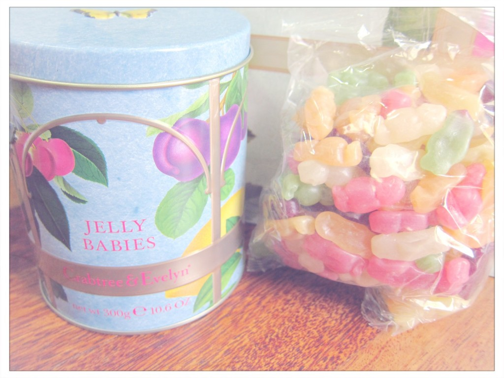 Crabtree & Evelyn Jelly Babies