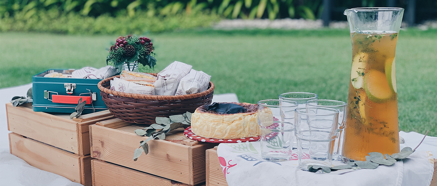 How To Set Up Home Garden Picnic